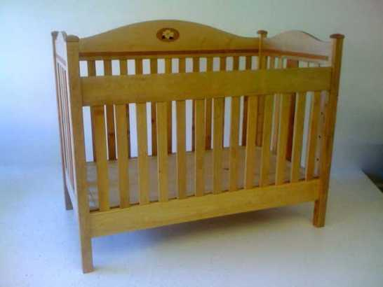 non toxic wood finish cribs