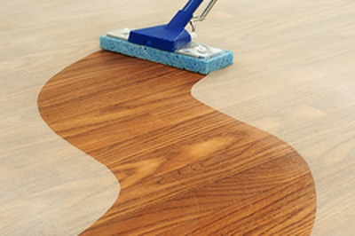 natural hardwood floor cleaner